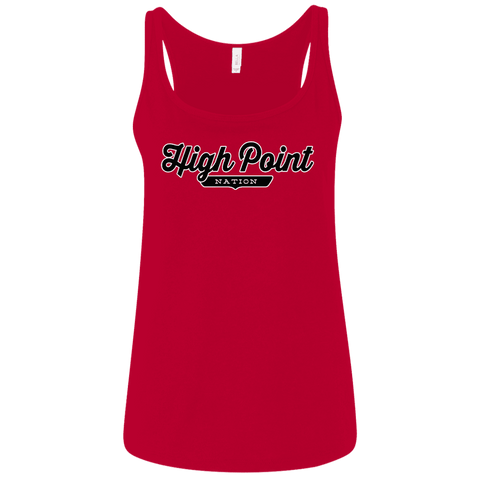 High Point Women's Tank Top - The Nation Clothing