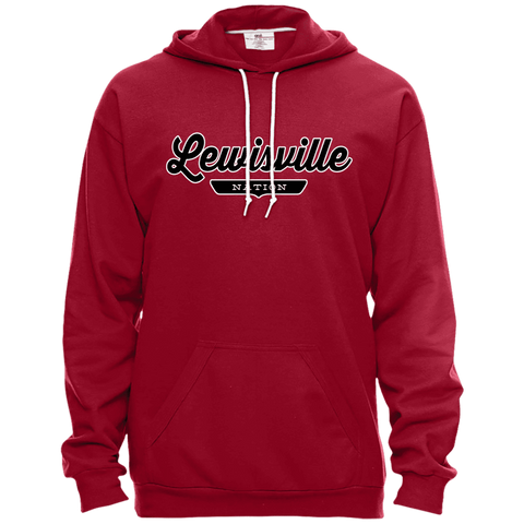 Lewisville Hoodie - The Nation Clothing