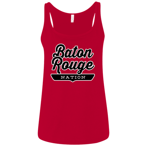 Baton Rouge Women's Tank Top - The Nation Clothing