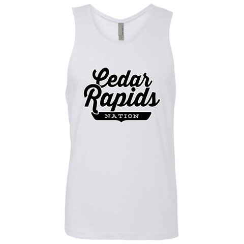 Cedar Rapids Tank Top - The Nation Clothing