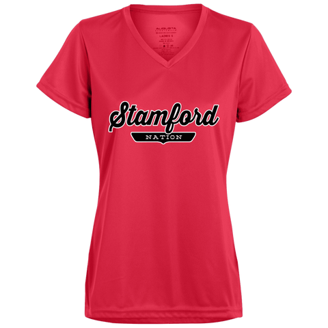 Stamford Women's T-shirt - The Nation Clothing