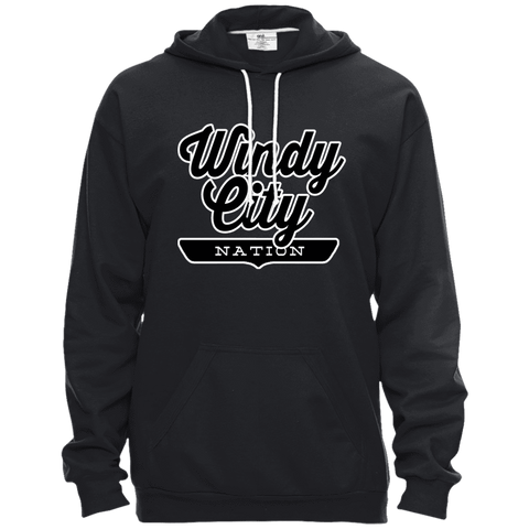 Windy City Nation Hoodie - The Nation Clothing