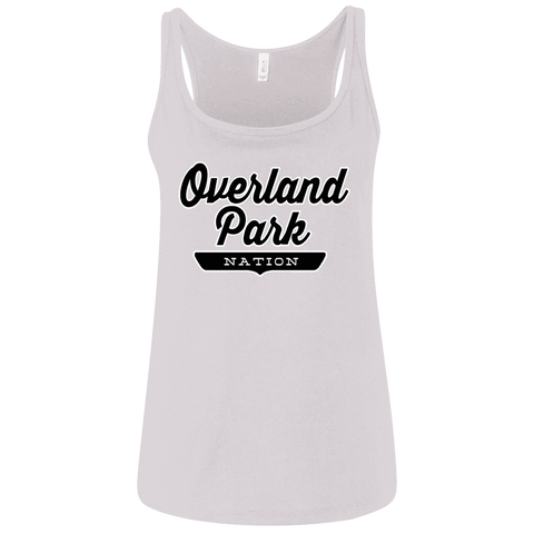 Overland Park Women's Tank Top - The Nation Clothing