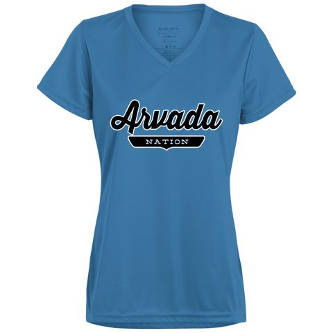 Arvada Women's T-shirt - The Nation Clothing