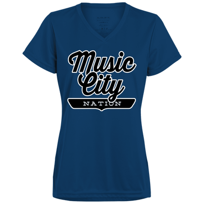 Music City Women's T-shirt - The Nation Clothing