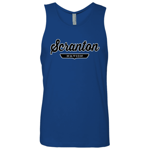 Scranton Tank Top - The Nation Clothing