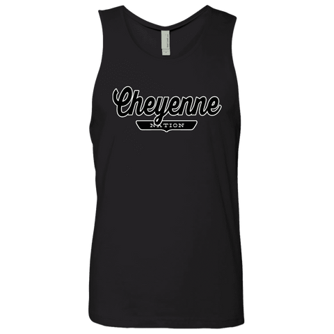 Cheyenne Tank Top - The Nation Clothing