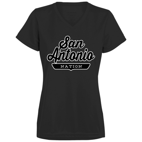 San Antonio Women's T-shirt - The Nation Clothing