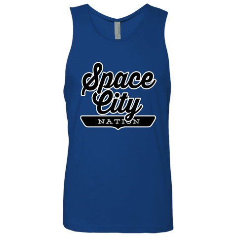 Space City Tank Top - The Nation Clothing