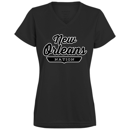 New Orleans Women's T-shirt - The Nation Clothing