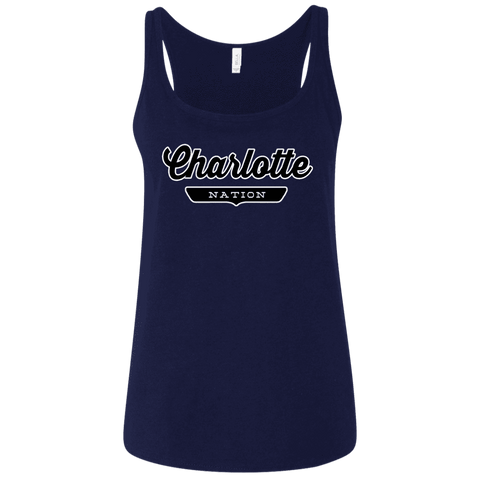 Charlotte Women's Tank Top - The Nation Clothing