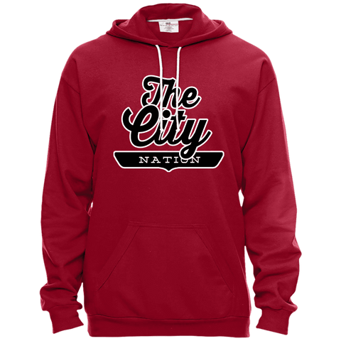 The City Nation Hoodie - The Nation Clothing