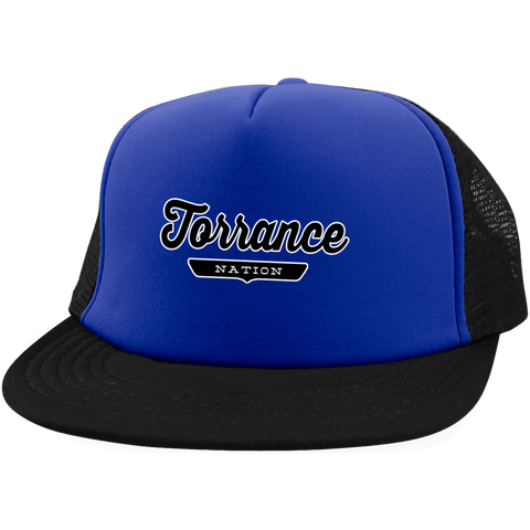 Torrance Trucker Hat with Snapback - The Nation Clothing