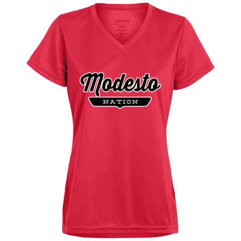 Modesto Women's T-shirt - The Nation Clothing