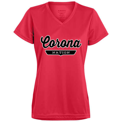 Corona Women's T-shirt - The Nation Clothing