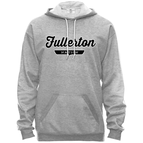 Fullerton Hoodie - The Nation Clothing
