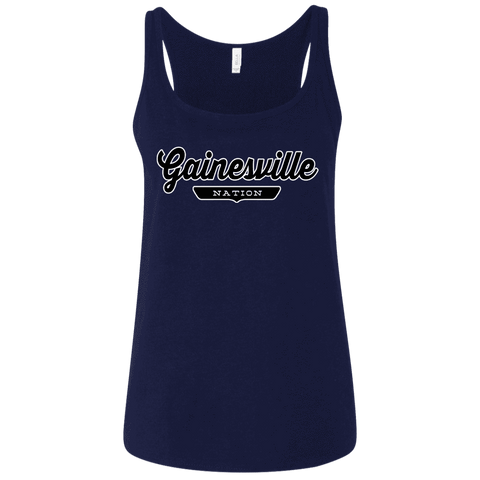 Gainesville Women's Tank Top - The Nation Clothing