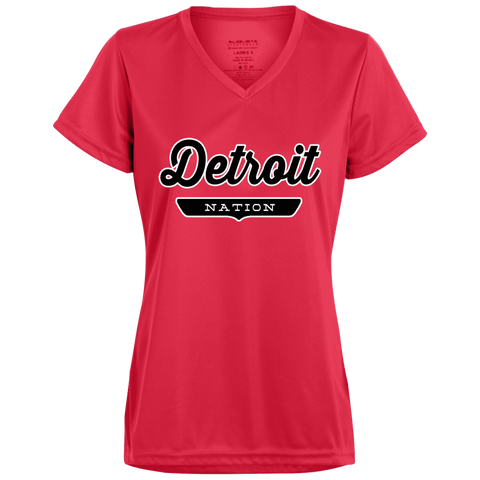 Detroit Women's T-shirt - The Nation Clothing