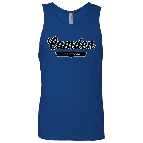 Camdem Tank Top - The Nation Clothing