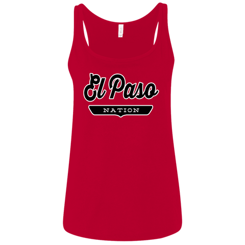 El Paso Women's Tank Top - The Nation Clothing