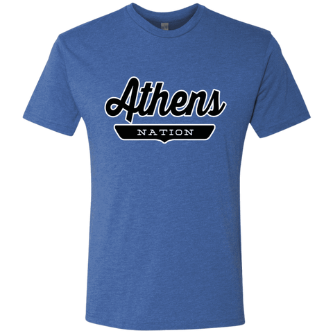 Athens T-shirt - The Nation Clothing