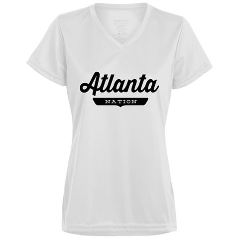 Atlanta Women's T-shirt - The Nation Clothing