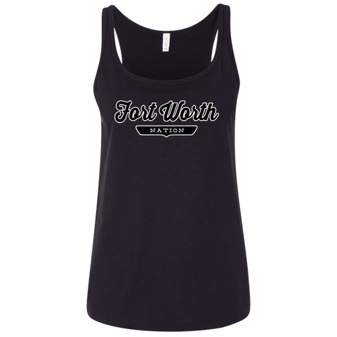 Fort Worth Women's Tank Top - The Nation Clothing