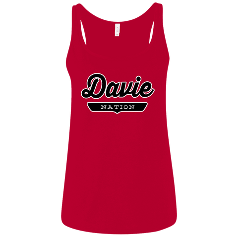 Davie Women's Tank Top - The Nation Clothing