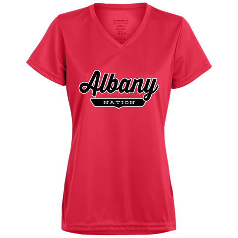Albany Women's T-shirt - The Nation Clothing