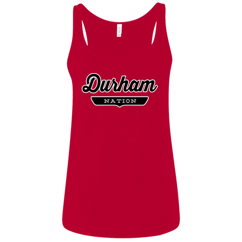 Durham Women's Tank Top - The Nation Clothing