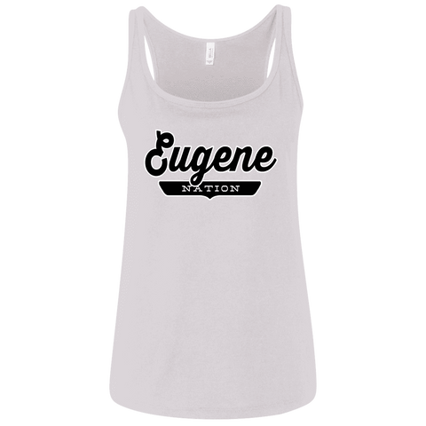 Eugene Women's Tank Top - The Nation Clothing