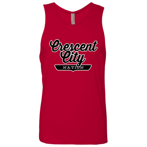 Crescent City Tank Top - The Nation Clothing