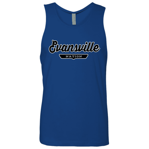 Evansville Tank Top - The Nation Clothing