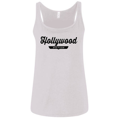 Hollywood Women's Tank Top - The Nation Clothing
