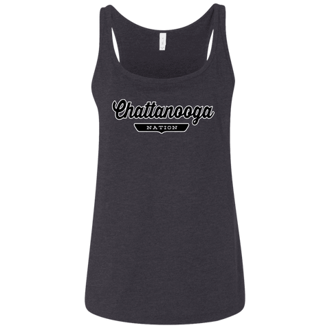 Chattanooga Women's Tank Top - The Nation Clothing