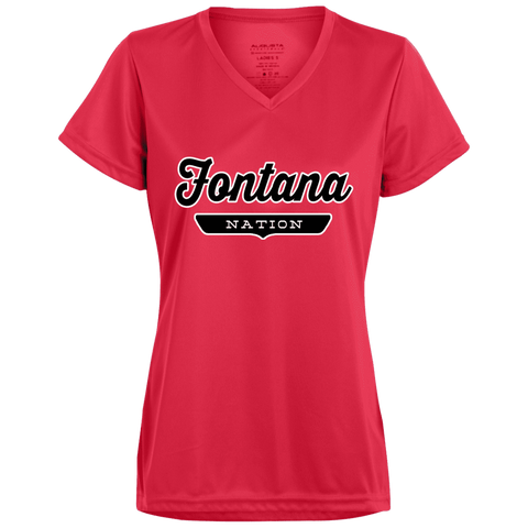 Fontana Women's T-shirt - The Nation Clothing