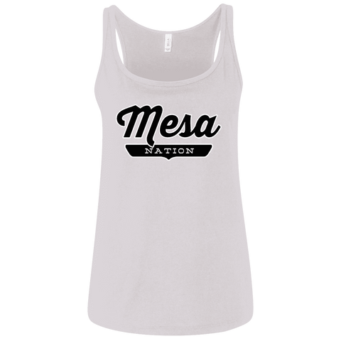 Mesa Women's Tank Top - The Nation Clothing