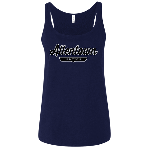Allentown Women's Tank Top - The Nation Clothing
