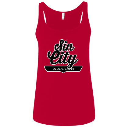 Sin City Women's Tank Top - The Nation Clothing