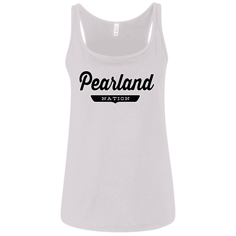 Pearland Women's Tank Top - The Nation Clothing