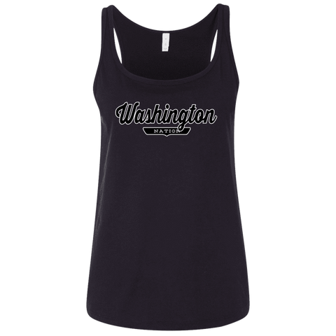 Washington State Women's Tank Top - The Nation Clothing