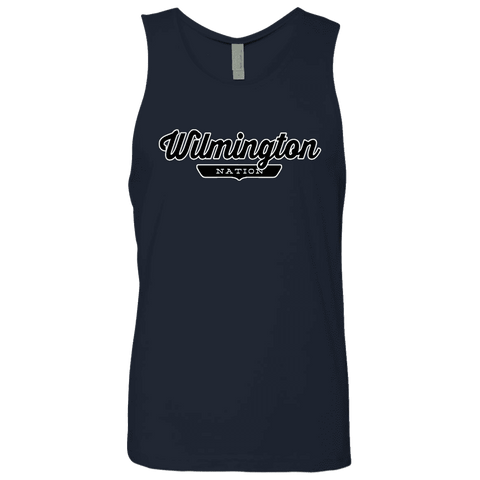 Wilmington Tank Top - The Nation Clothing