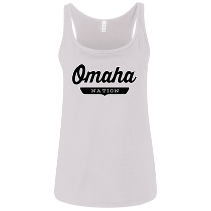 Omaha Women's Tank Top - The Nation Clothing