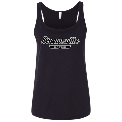 Brownsville Women's Tank Top - The Nation Clothing