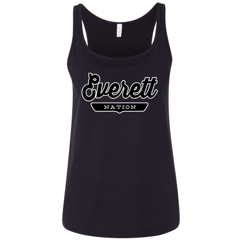 Everett Women's Tank Top - The Nation Clothing
