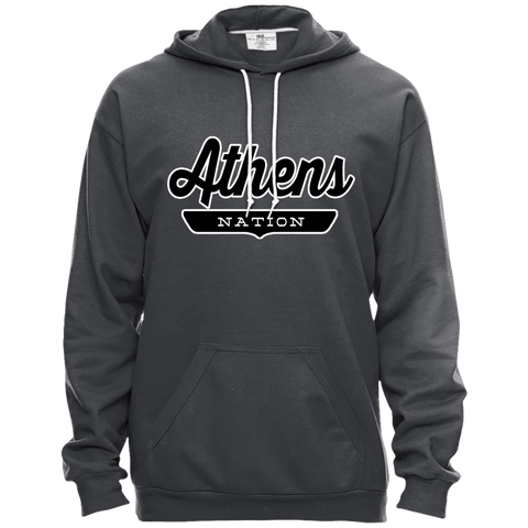 Athens Hoodie - The Nation Clothing