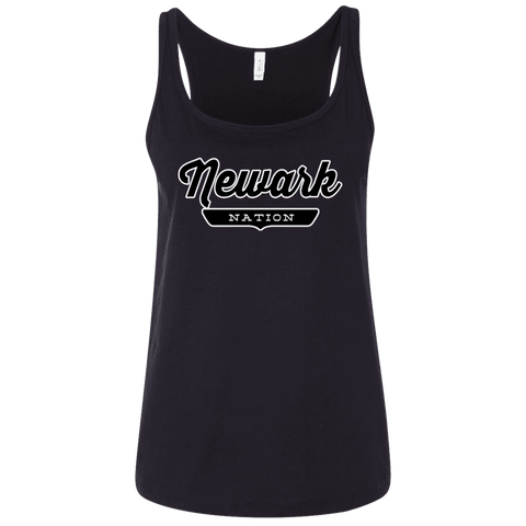 Newark Women's Tank Top - The Nation Clothing