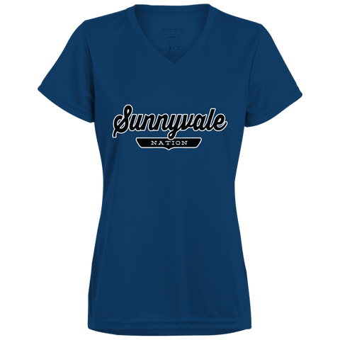 Sunnyvale Women's T-shirt - The Nation Clothing