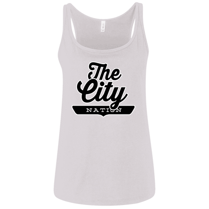 The City Women's Tank Top - The Nation Clothing