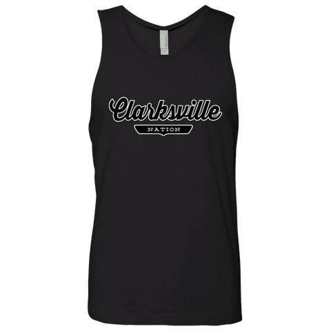Clarksville Tank Top - The Nation Clothing